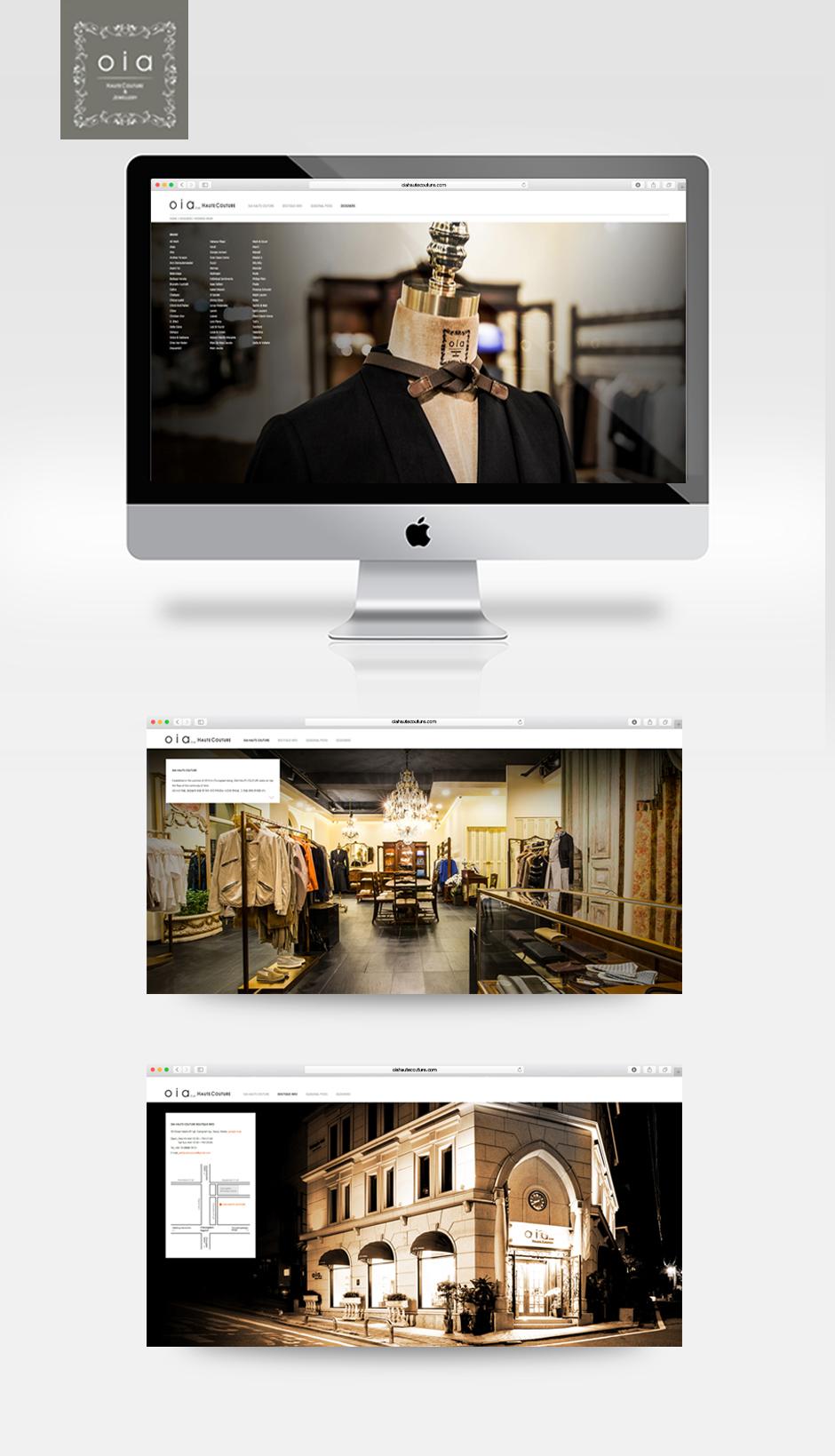 OIA Hautecouture Website 2014