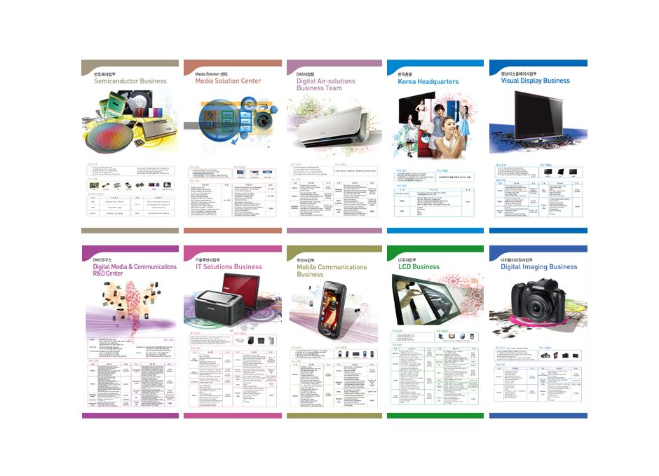 2009-2010삼성전자 커리어포럼 행사 이미지월